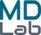MD Lab logo